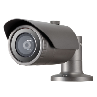 Hanwha Wisenet 4MP Outdoor Bullet Camera, H.265, 20fps, 120dB WDR, 20m IR, 2.8mm