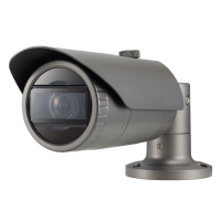 Hanwha Wisenet 4MP Outdoor Bullet Camera, H.265, 20fps, 120dB WDR, 30m IR, 2.8-12mm