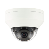 Hanwha Wisenet 4MP Outdoor Dome Camera, H.265, 20fps, 120dB WDR, 30m IR, 2.8mm