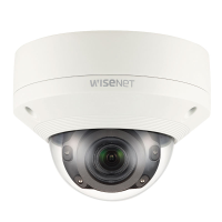 Hanwha Wisenet 5MP Outdoor Dome Camera, H.265, 30fps, 120dB WDR, 50m IR, 3.9-9.4mm