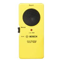 Bosch Acoustic Glassbreak Detector Tester