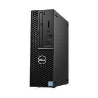 Dell 3430 Axxon Workstation, Dual Monitor, 3yr ProSupport Wty