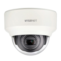 *SpOrd* Hanwha Wisenet 2MP Indoor Dome Camera, H.265, 60fps, 150dB WDR, 2.8-12mm