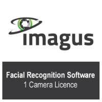 Imagus Facial Recognition Software, 1 Camera Licence