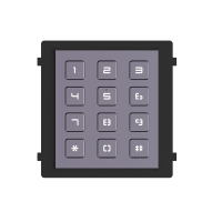 Hikvision 2nd Gen. Intercom, Door Station Keypad Module, IP65, VDC