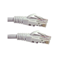 CAT6 Patch Cable, 0.5m, White