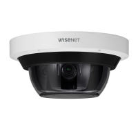 Hanwha Wisenet 8MP Outdoor Multi Directional Camera, IR, PTRZ, 3.2 - 10mm